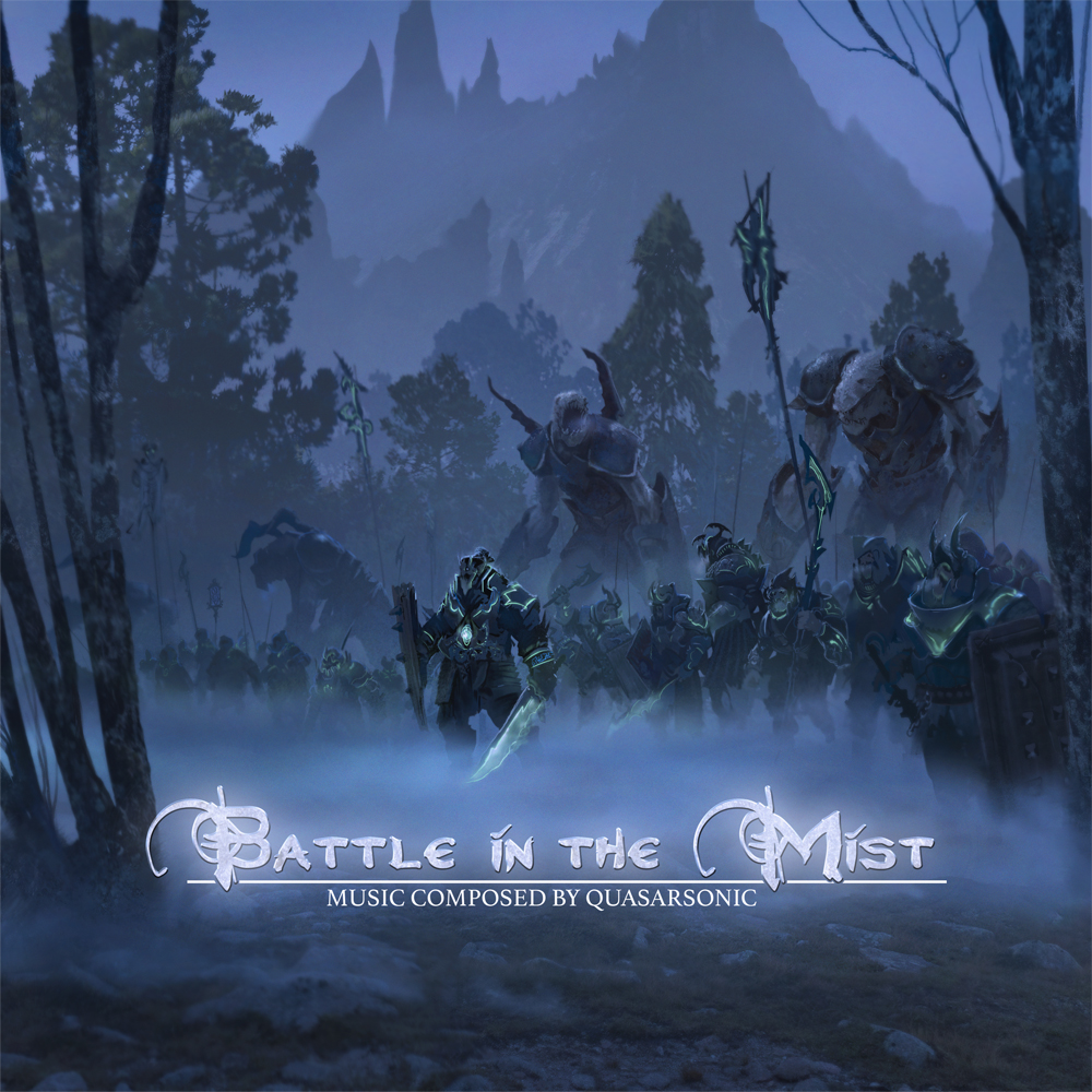 Battle in the Mist (cover)