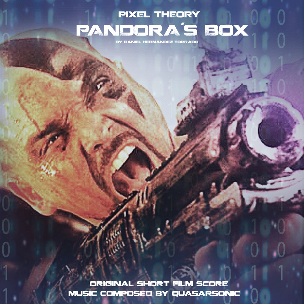 Pixel Theory: Pandora's Box (cover)
