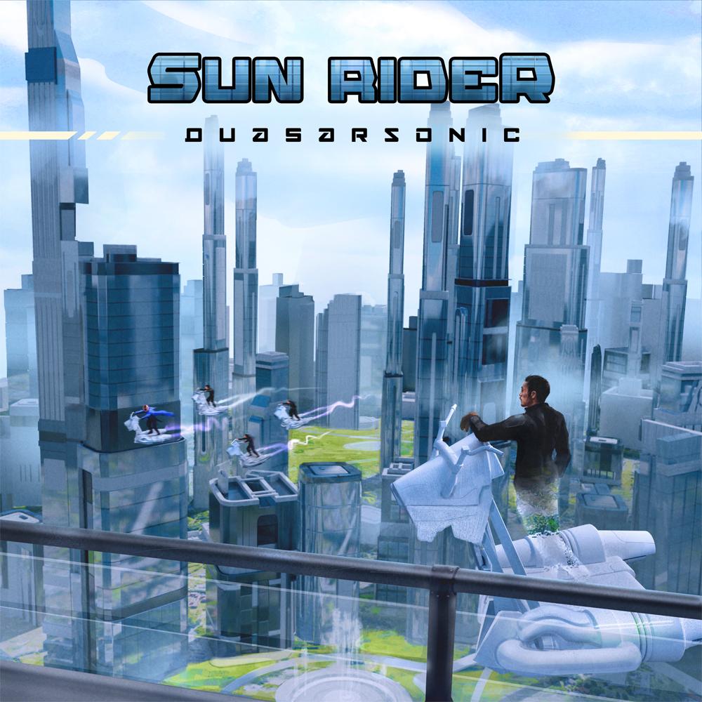 Sun Rider (cover)