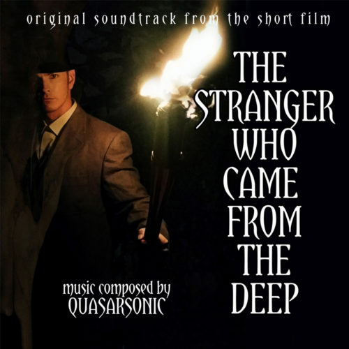 The Stranger Who Came from the Deep (cover)