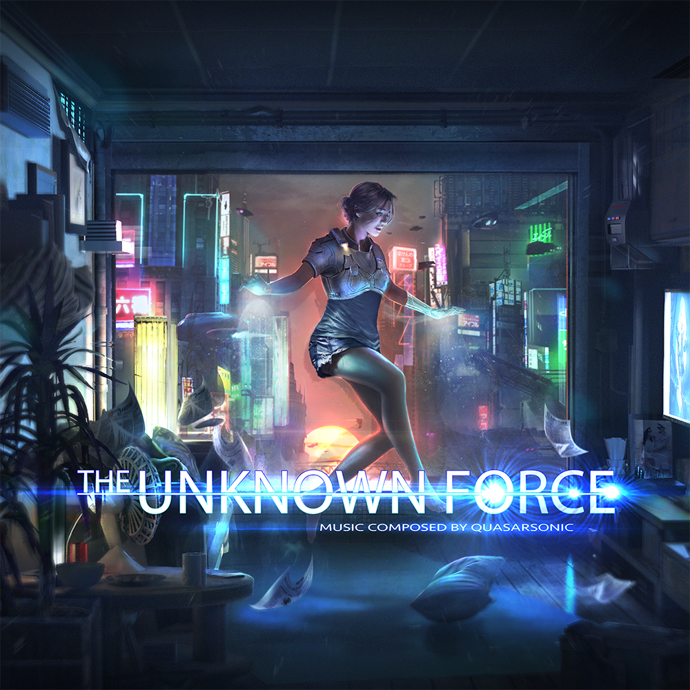 The Unknown Force (cover)